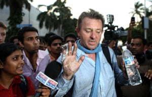 Gallery Mumbai: Hostage release in Mumbai