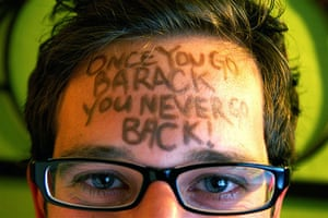 Gallery Message for Obama: Message for Obama