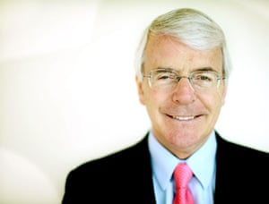 Gallery school dropouts: JOhn Major