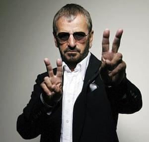 Gallery school dropouts: Ringo Starr