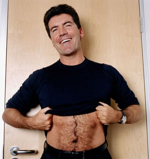Gallery school dropouts: Simon Cowell