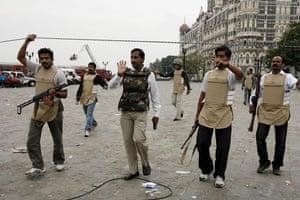 Gallery mumbai update: Members of anti-terror squad