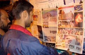 Gallery mumbai update: India blames Pakistan for attacks