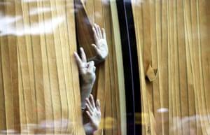 Gallery mumbai update: Freed hostages