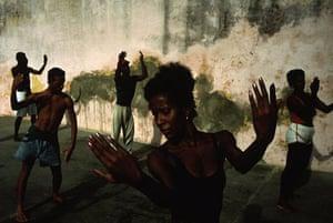 Gallery Magnum's Cuba: Folkoric Ballet
