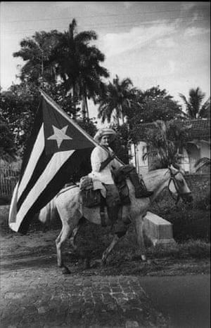 Gallery Magnum's Cuba: Campesinos