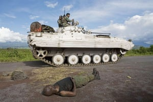 Gallery Congo conflict: United Nations troops in Congo