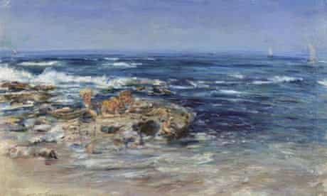 'The Atlantic Surf' by Sir William McTaggart