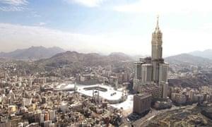 Mecca super-hotel