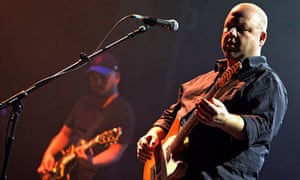 The Pixies in concert, October 2009