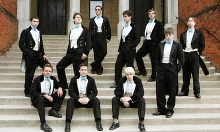 The Bullingdon Club