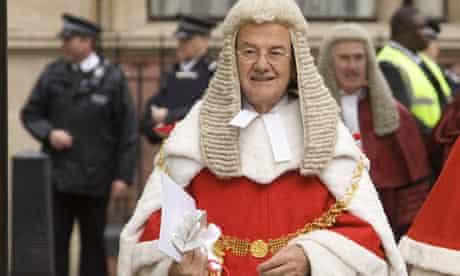 Lord Judge