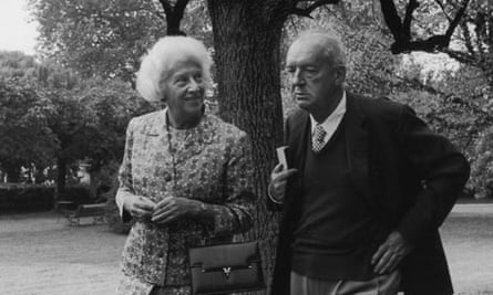 Nabokov And Wife