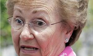 Fidel Castro's sister Juanita Castro