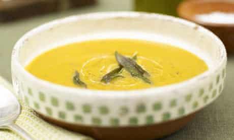 Jamie Oliver's pumpkin soup