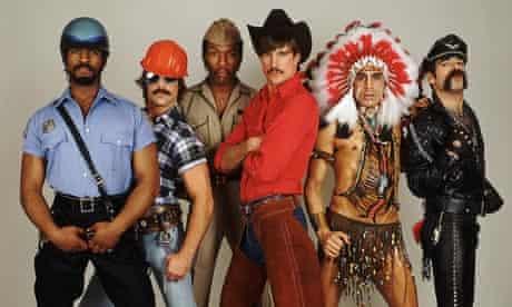 The Original Village People, ca. 1978