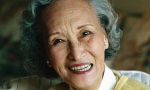 Author Nien Cheng