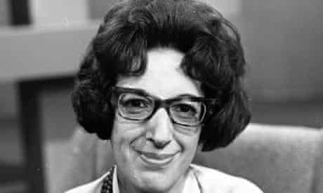 Marjorie Proops the legendary Daily Mirror agony aunt