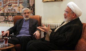 Mousavi and Karroubi