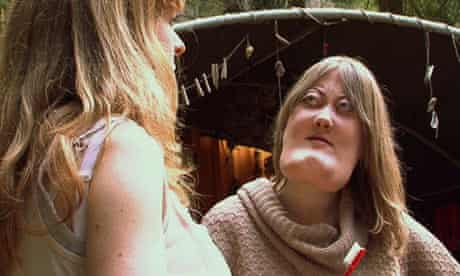 Victoria Wright in Cast Offs