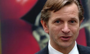 Marc Bolland, the new M&S chief