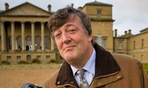 Stephen Fry had a 'Twitter wobble'
