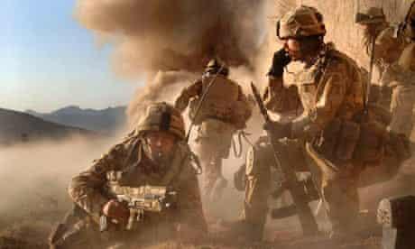 Troops in Aghanistan
