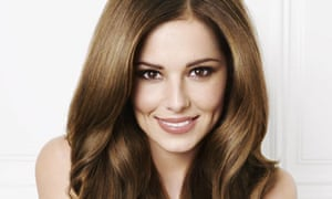 Cheryl Cole in advert for L'Oréal