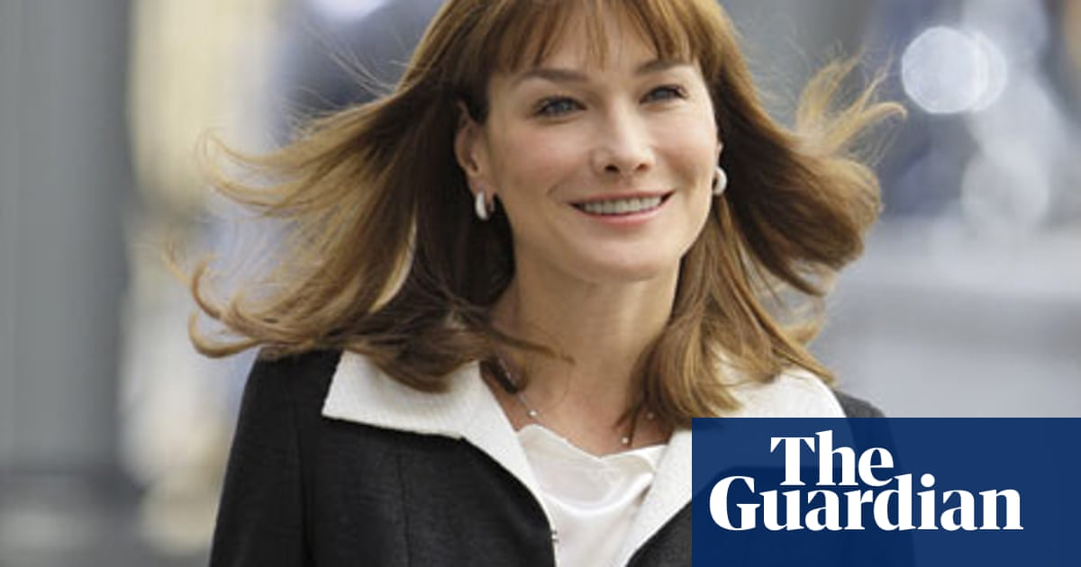Could Carla Bruni Be The Next Mia Farrow Culture The Guardian
