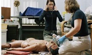 Cryonics training UK