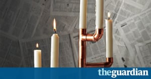 Diy christmas decorations life and style the guardian for B q christmas decorations