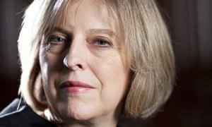 Theresa May,, December 2009