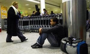 Gatwick airport passengers
