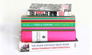 A selection cook books