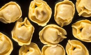 Cappelletti pasta