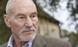 Patrick Stewart, October 2009