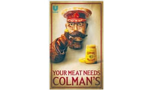The new Colman's ad