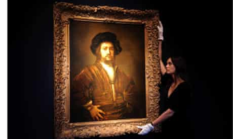 Rembrandt painting sold for £20m