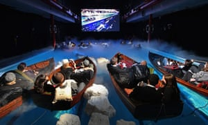 Sky host a screening of the film 'Titanic'