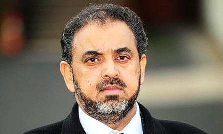 Labour life peer Lord Ahmed