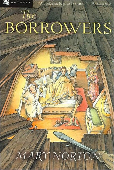Book Corner With Lucy Mangan The Borrowers By Mary Norton
