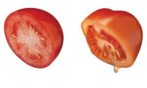 Non-leaking tomato