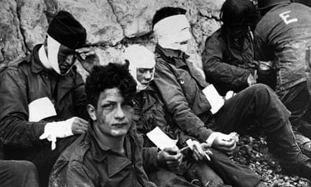 D-Day: US assault troops of the 16th Infantry Regiment