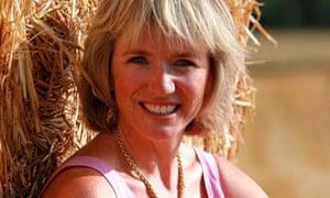 Press handout photos of MP Julie Kirkbride