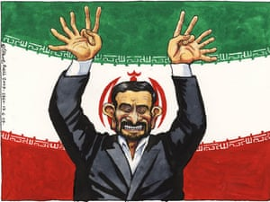 17.06.09: Steve Bell on Iran election fallout