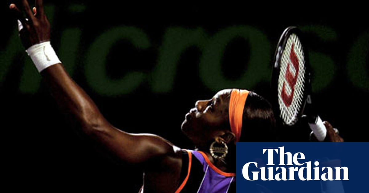 b56f518466f8 Tennis serve rules and tactics | Life and style | The Guardian