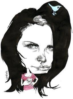 Katie Price by Nicola Jennings