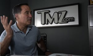 Harvey Levin of TMZ.com