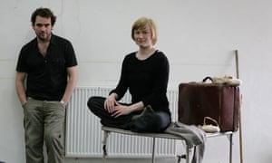 Daniel Kramer, theatre director, and Frauke Requardt, choreographer