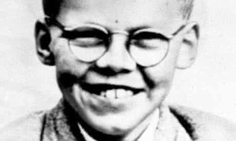 Keith Bennett, who was killed by Myra Hindley and Ian Brady